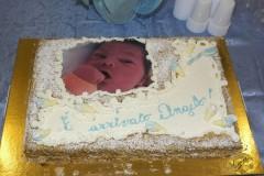 La torta, della Pasticceria Canepa